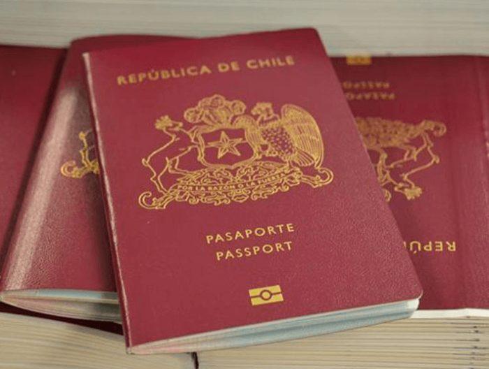 Паспорт гражданина Чили
