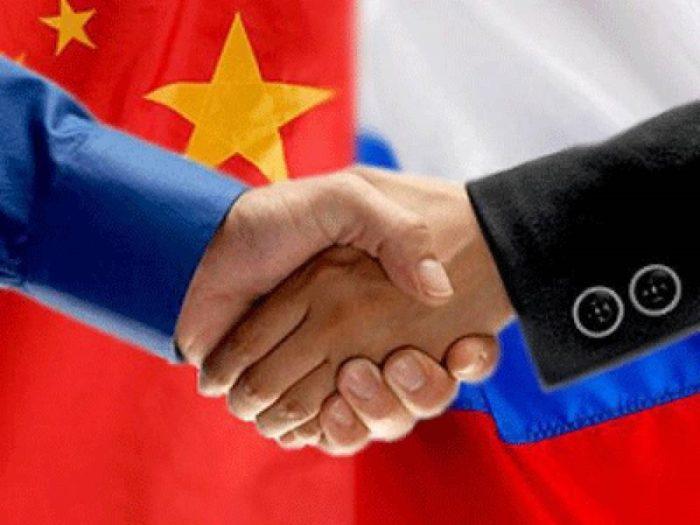 Российско-китайское сотрудничество