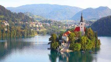 Как получить визу в Словению без посторонней помощи