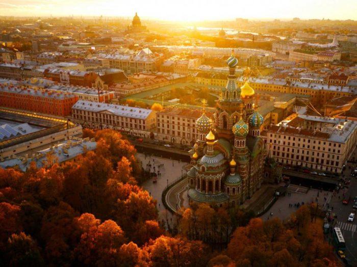 Санкт-Петербург, Исаакиевский собор