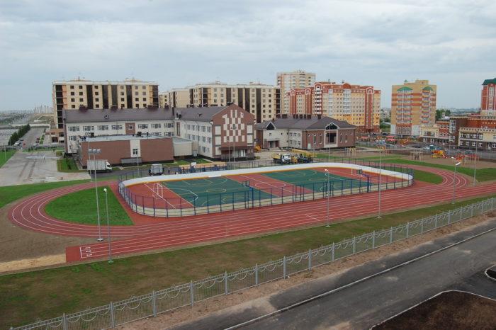 Школа в Казани