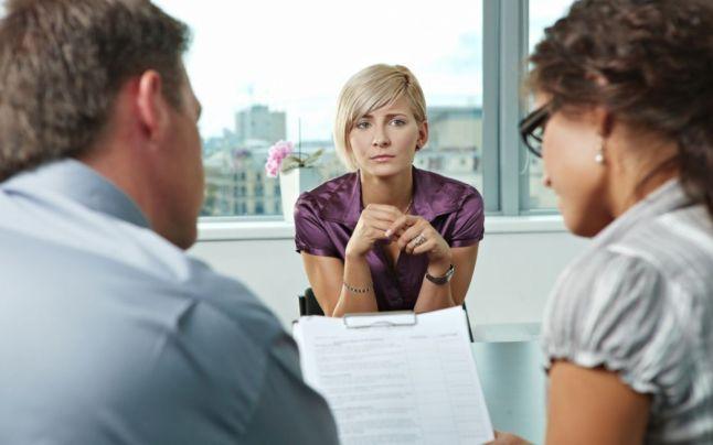 Интервью в консульстве