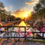 Канал в Голландии
