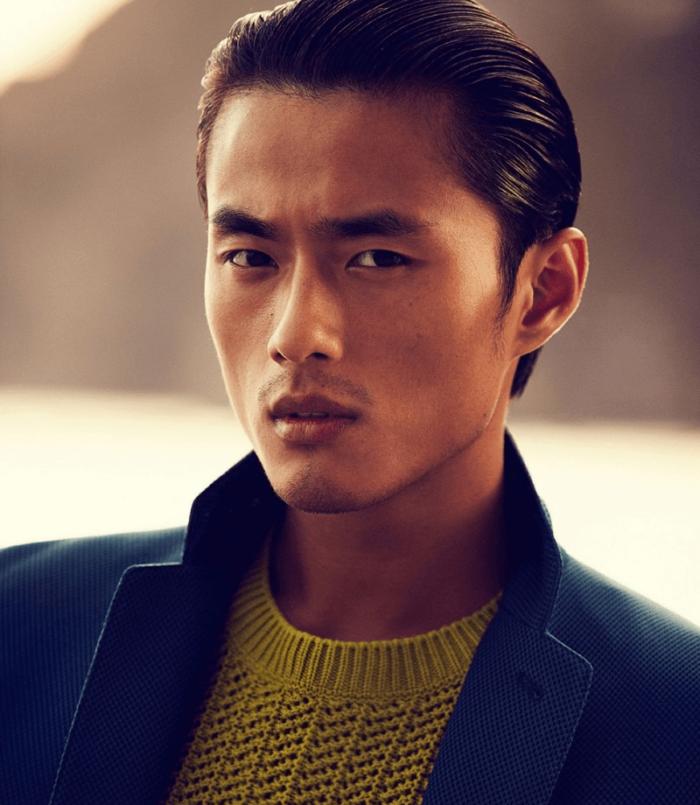 самое фото красивых мужчин китайцев дизайн потолков