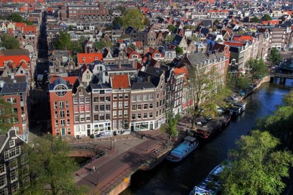 Город в Нидерландах