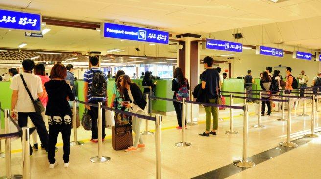 Международный аэропорт им. Ибрагима Насира