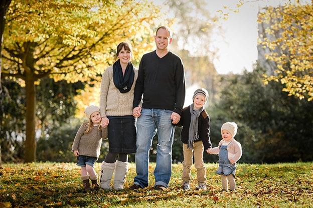Венгерская семья