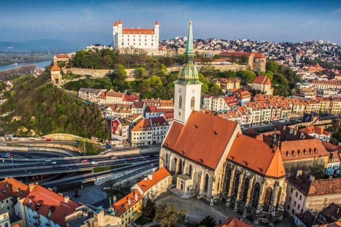 Столица Словакии