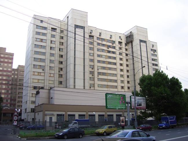 посольство Уругвая в Москве