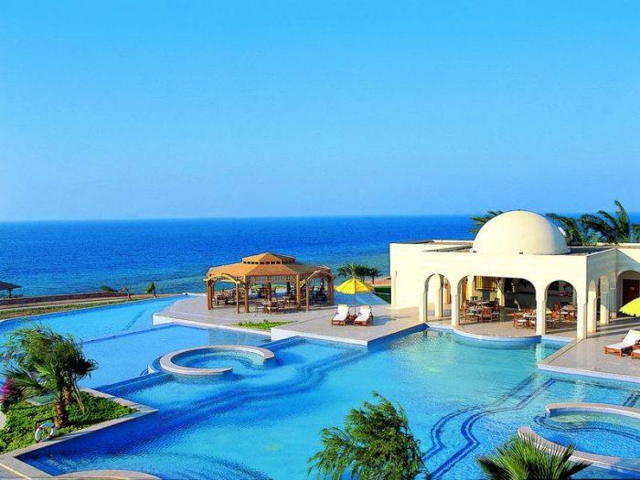 Туристический комплекс в Египте
