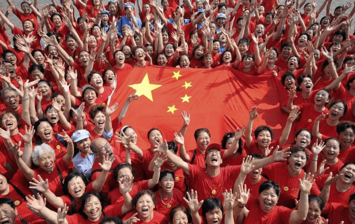 Патриотизм китайцев