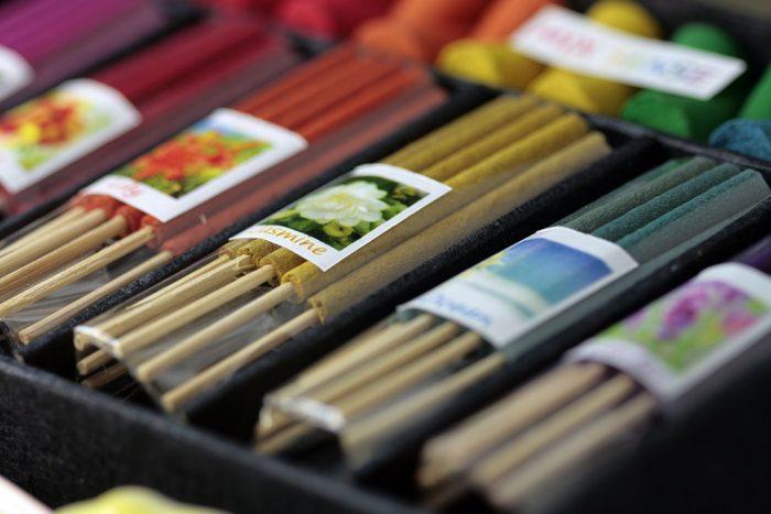 Ароматные палочки из Таиланда