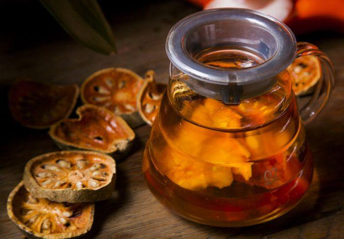 Фруктовый чай матум