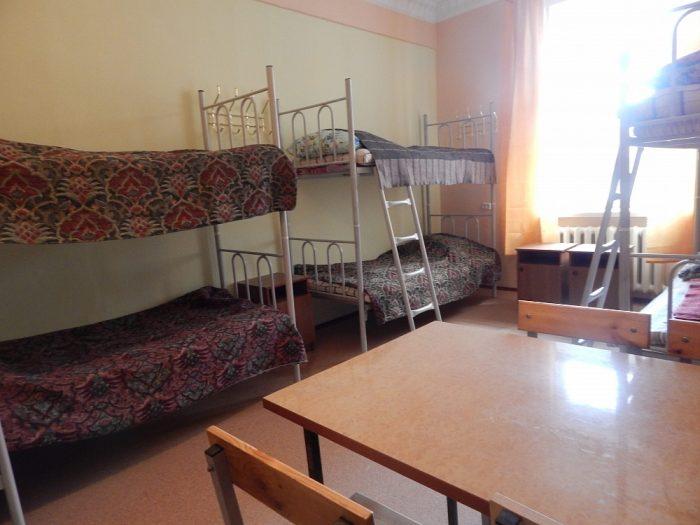 Общежитие для сезонных рабочих