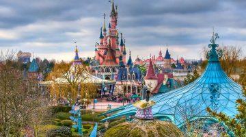 Потрясающий Диснейленд в Париже