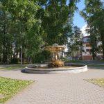Петровский парк Архангельска