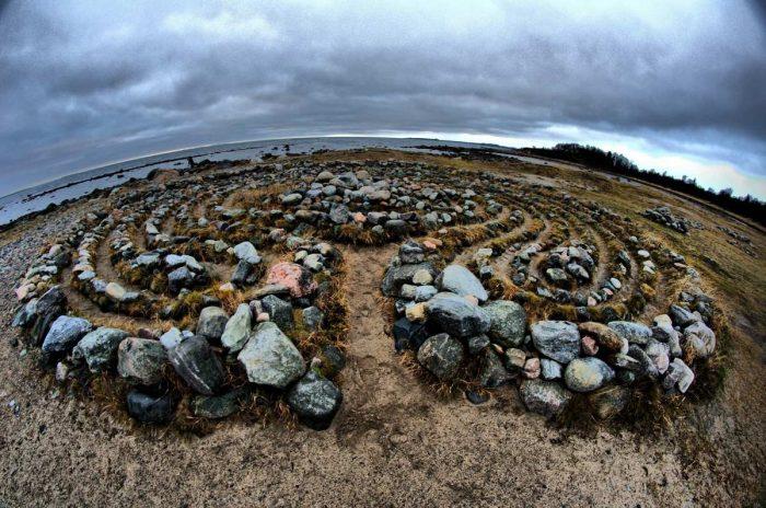 Лабиринты Большого Заяцкого острова