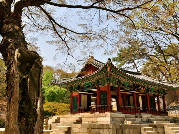 Храм в Сеуле