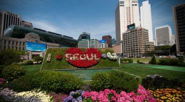 Топ-5 достопримечательностей Сеула — описание и фото