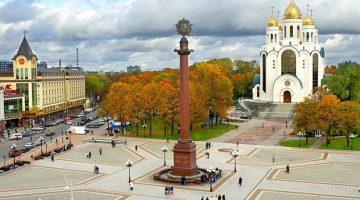 Калининград в фотографиях: самые интересные достопримечательности