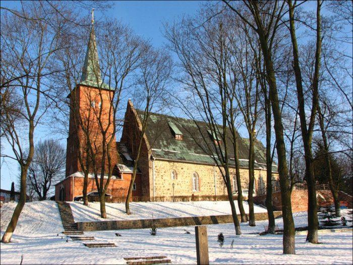 Никольский монастырь (Юдиттен-кирха)