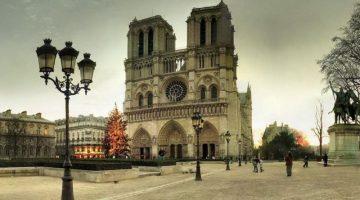 Собор Парижской Богоматери: сквозь века