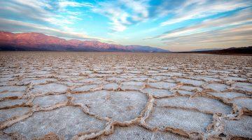 Место в Инстаграм: Долина Смерти в Калифорнии