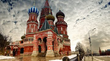 Красоты необъятной столицы: топ-5 достопримечательностей Москвы