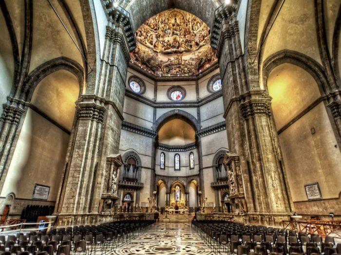 Санта-Мария-дель-Фьоре внутри
