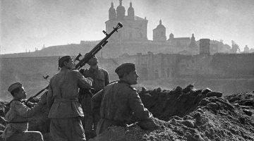 Тест: Как хорошо вы знаете географию Великой отечественной войны?
