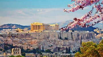 Топ-5 городов-достопримечательностей Греции