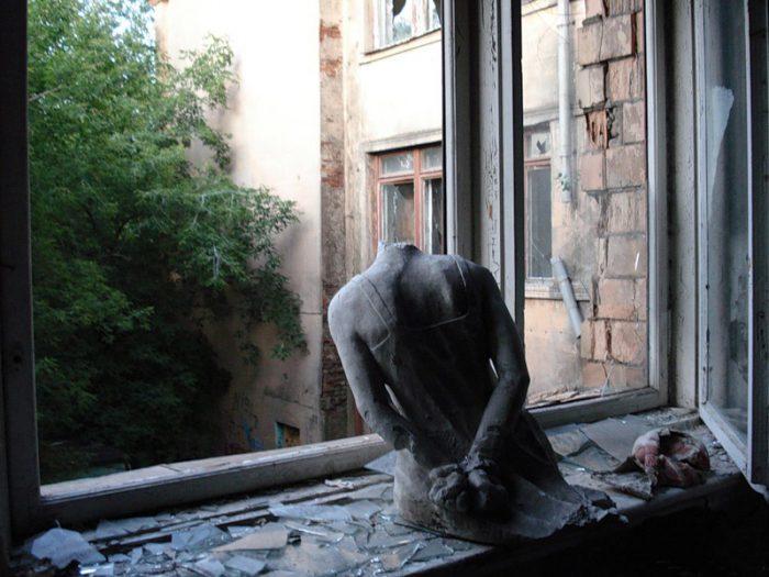 топ заброшенных мест в москве