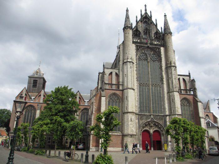 Церковь в Лейдене