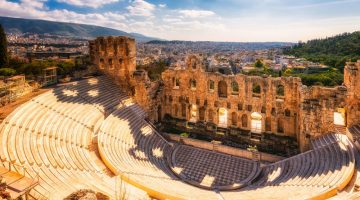 Удивительные Афины: 5 самых известных достопримечательностей столицы Греции