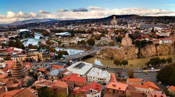 5 самых красивых городов Грузии