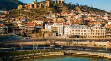 Невероятный Тбилиси: путешествие по старому городу