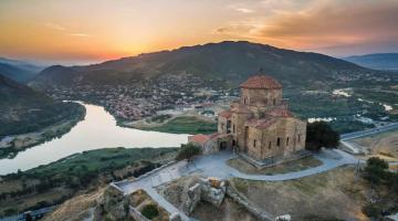 Древний грузинский город Мцхета: достопримечательности и интересные места