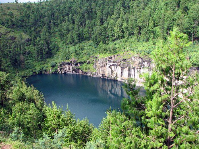 Озеро Тритрива