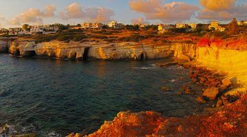 10 завораживающих достопримечательностей Кипра — там можно не только загорать