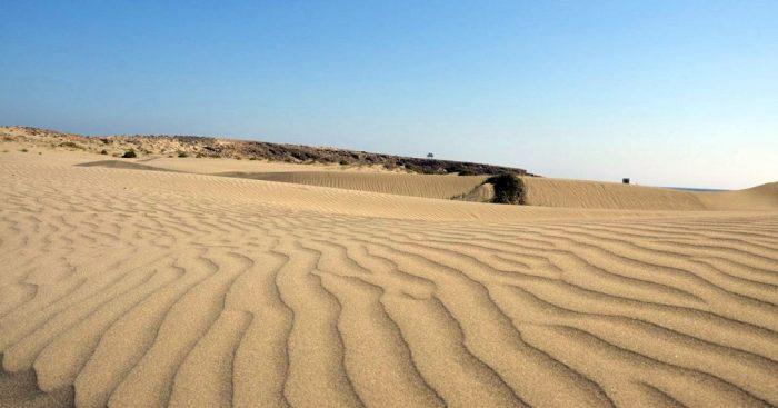 Песчаные дюны Лимассола