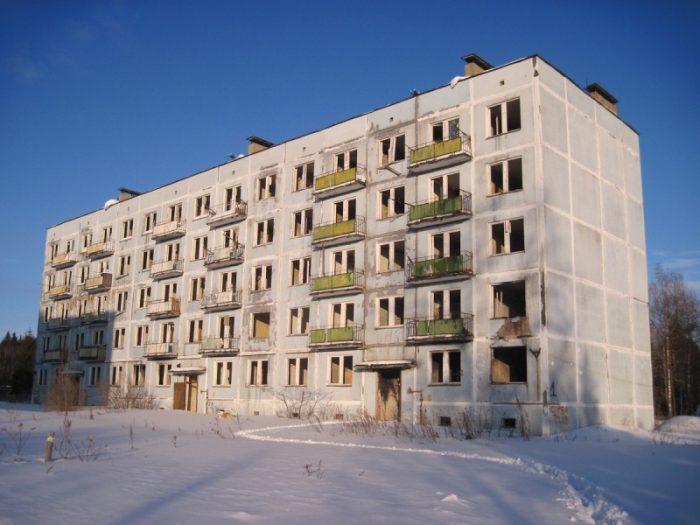 заброшенное место московской области
