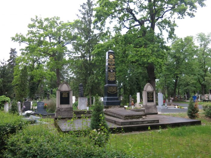 Дебрецен кладбище