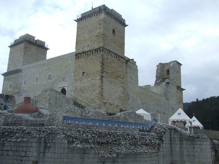 Мишкольц крепость