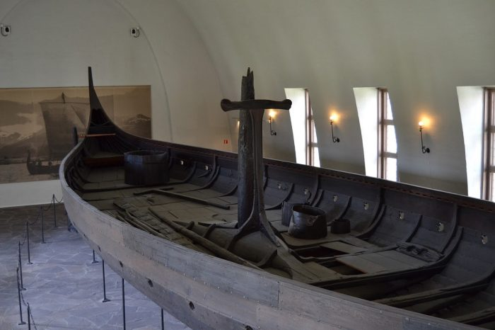Музей кораблей викингов