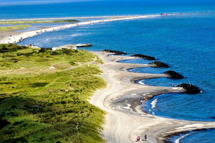 Пляж Скаген