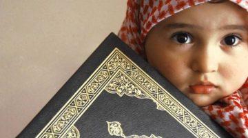 Девочка в мусульманской семье: правила воспитания