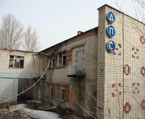 Заброшенный пост ГАИ в Волгограде