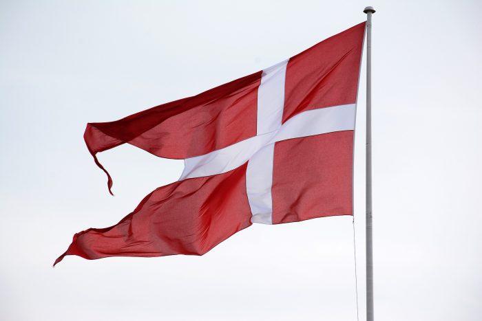 Национальный флаг Дании