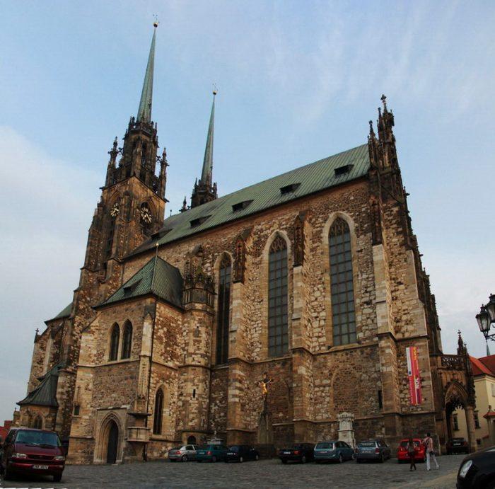 Кафедральный собор св. Петра и Павла в Брно