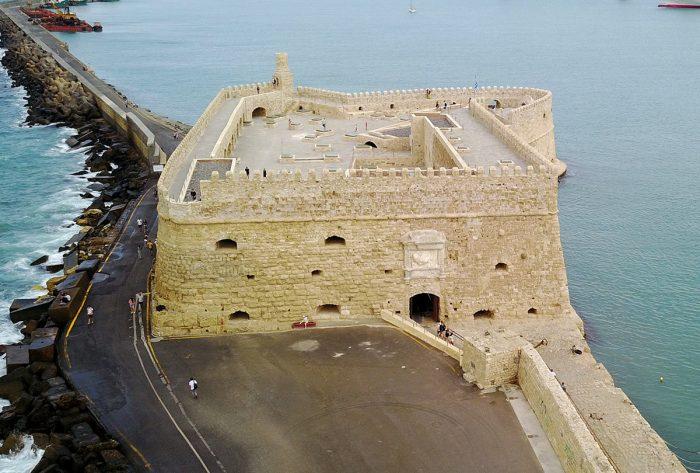 Крепость Кулес